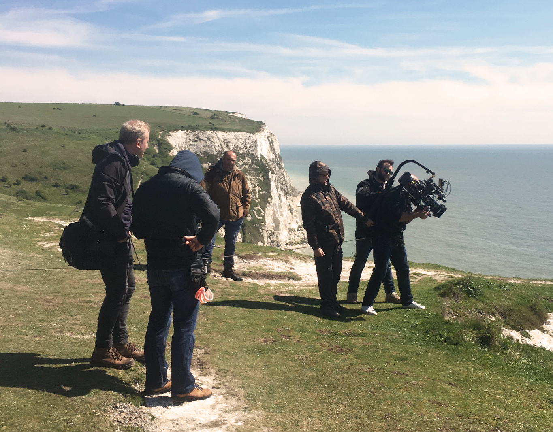 Clara's Updates Filming in the UK